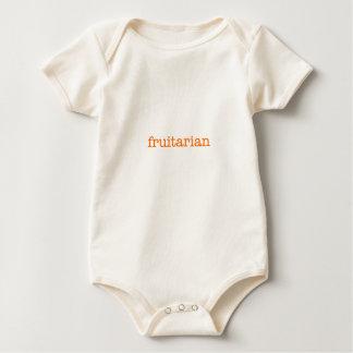 Frutarian Baby Bodysuit