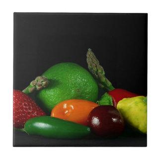 Frutas Tejas