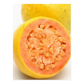 Frutas de guayaba postal