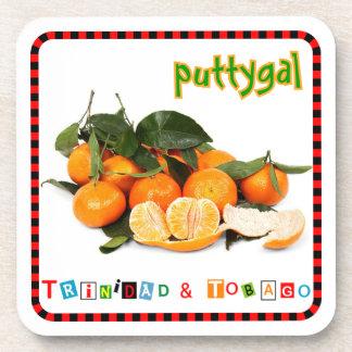 Frutas de Trinidad and Tobago Posavasos De Bebida