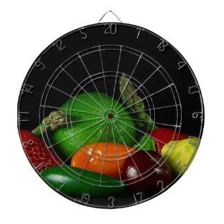 Frutas Tablero Dardos