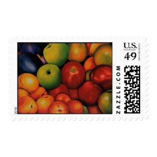 frutas divinas postage