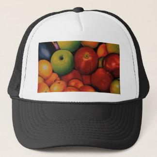 frutas divinas trucker hat
