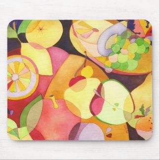 Frutas dulces tapete de raton