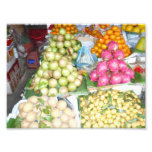 Frutas en el mercado libre arte con fotos