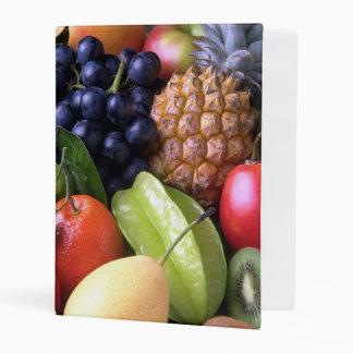 frutas exóticas mini carpeta