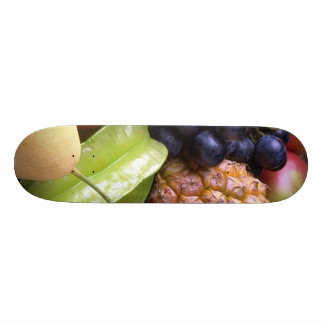 frutas exóticas patines