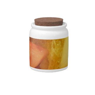 Frutas Jarras Para Caramelos