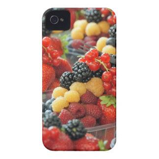 frutas frescas iPhone 4 Case-Mate cárcasas