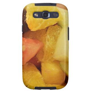 Frutas Galaxy S3 Carcasa