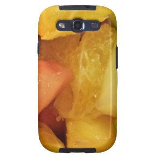 Frutas Galaxy S3 Carcasas