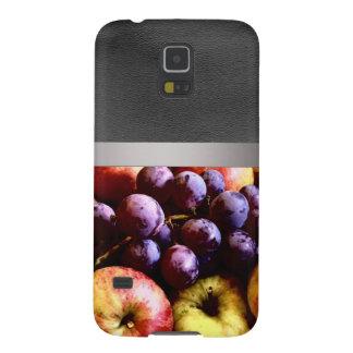 frutas carcasa de galaxy s5