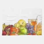 Frutas Hand Towel