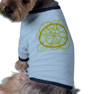 Frutas irritables zesty camiseta de perro