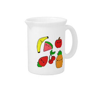 Frutas Jarrón