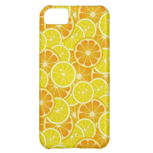 frutas jugosas funda para iPhone 5C