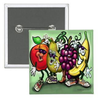 Frutas Pins