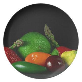 Frutas Platos De Comidas