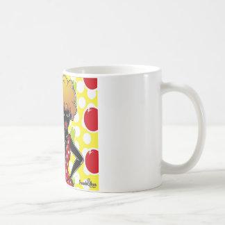 frutas puloy del negrita taza de café