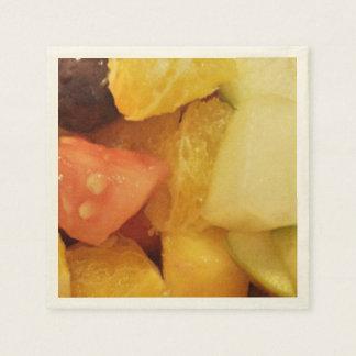 Frutas Servilleta Desechable