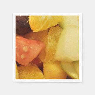 Frutas Servilleta De Papel