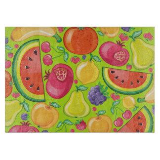 Frutas Tablas De Cortar
