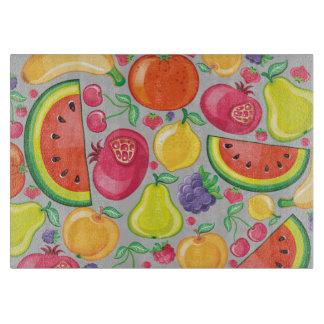 Frutas Tabla De Cortar