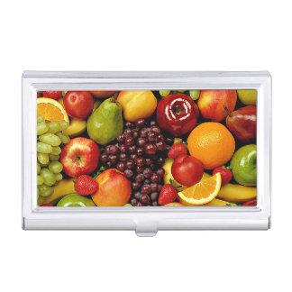 Frutas Up_ Caja De Tarjetas De Presentación