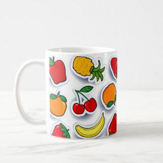 Frutti de Tutti, taza