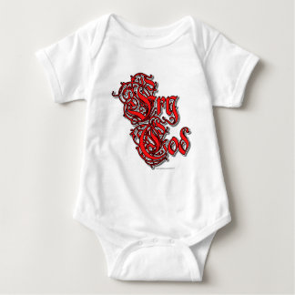 Fry Cod Baby Bodysuit