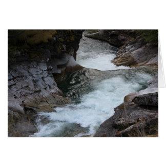 Fry Creek, British Columbia, Canada Card