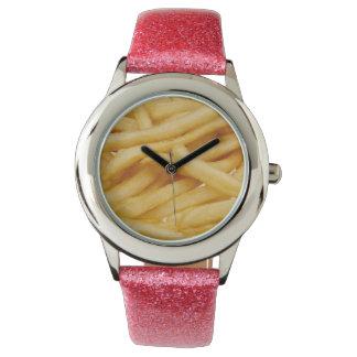 fry time wristwatch