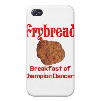 Frybread Breakfast iPhone 4 Cover