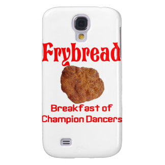 Frybread Breakfast Samsung Galaxy S4 Cover