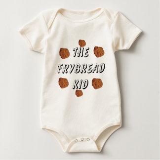 Frybread Kid Baby Bodysuit
