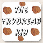 Frybread Kid Coasters
