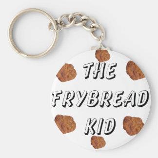 Frybread Kid Keychain