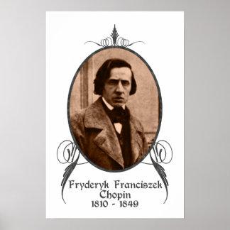 Fryderyk Chopin Print