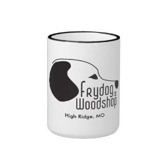 Frydog Woodshop Co. Large Mug