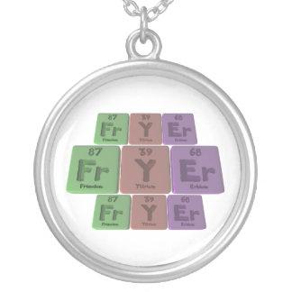 Fryer-Fr-Y-Er-Francium-Yttrium-Erbium.png Colgante Redondo