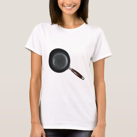 Frying pan with cooking oil T-Shirt