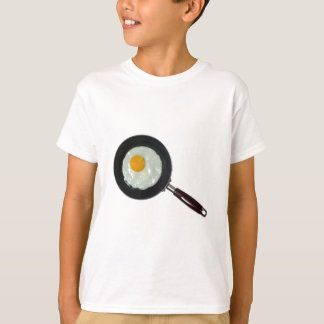 Frying pan with sunny side up egg T-Shirt