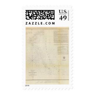 FryingPan Shoals, Cape Fear River Stamp