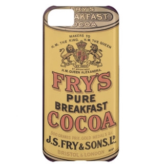 Fry's Cocoa Vintage Ad iPhone 5C Cover