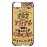 Fry's Cocoa Vintage Ad iPhone 5C Cases