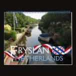 Fryslan/ Friesland Calendar