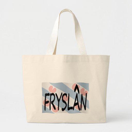 Fryslân Tote Bag