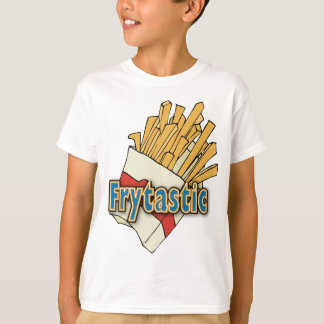 Frytastic ~ French Fries Fantastic Junk Foods T-Shirt