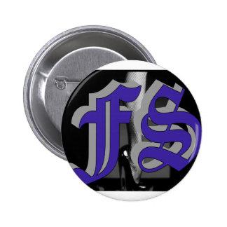 FS Logo 1 Pinback Button