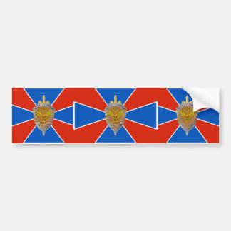 Fsb, Russia flag Bumper Sticker